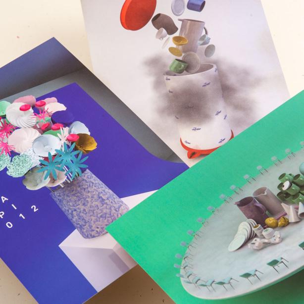 GLUNZ Projekt:                         Swiss Ceramics