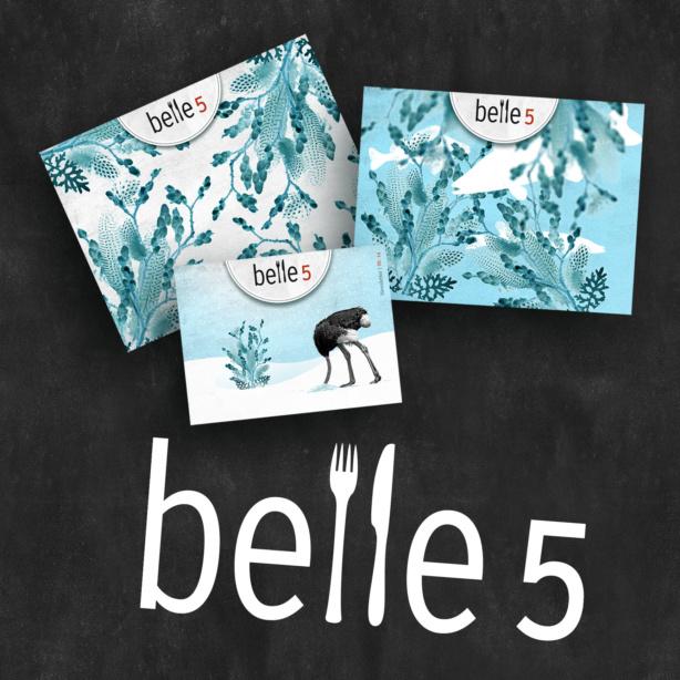 GLUNZ Projekt:                         Belle 5