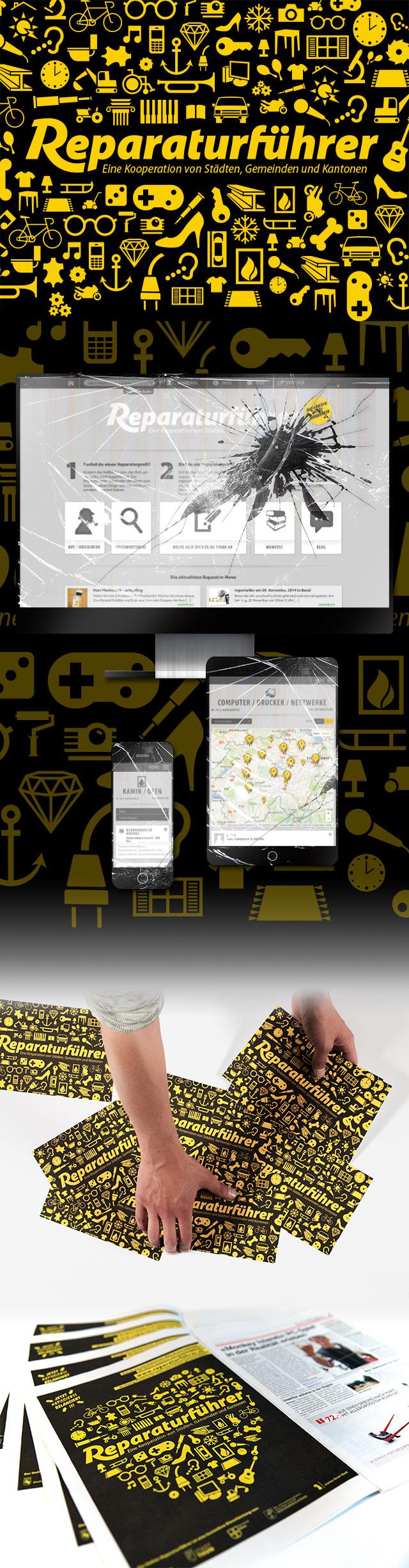 GLUNZ Projekt: Reparaturfuehrer - Mobile Version