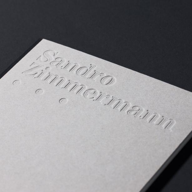 GLUNZ Projekt:                         Sandro Zimmermann