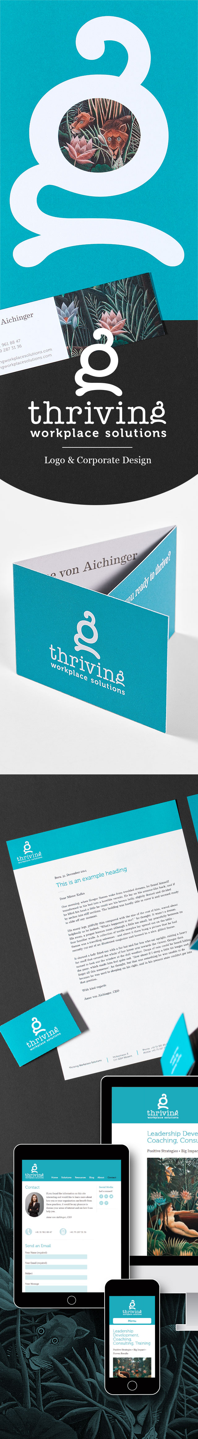 GLUNZ Projekt: Thriving - Mobile Version