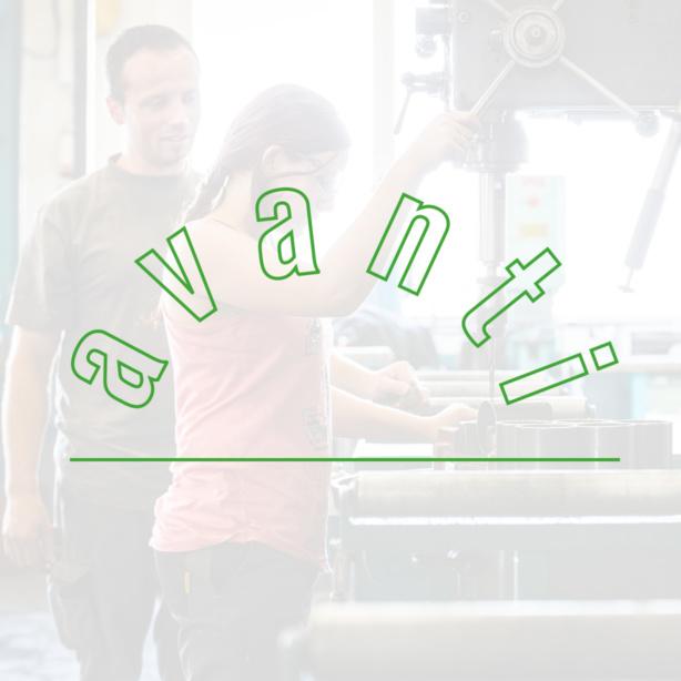 GLUNZ Projekt:                         Avanti – Talentsuche in der Berufswelt
