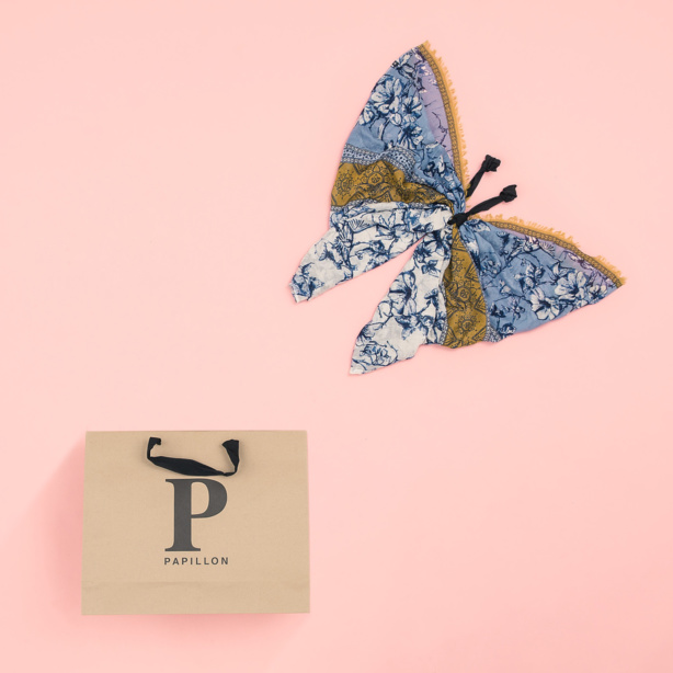 GLUNZ Projekt:                         Papillon Fashion
